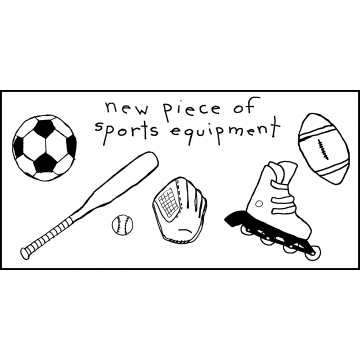 Sports Equipment Coupon